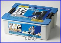 10 in 1 DIY Mini Metal lathe KIT, 60W 12000r/min Motor, Standardized children ed
