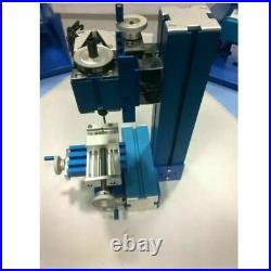 100240V Mini Milling Machine DIY Woodworking Metal Aluminum Processing Lathe