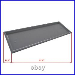 110V 8''x16'' 750W Variable-Speed Mini Metal Lathe Digital Display Woodworking