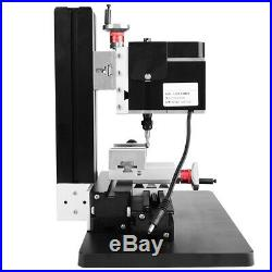 12000RPM 60W High Power Metal Mini Lathe DIY Micro Milling Machine Millier
