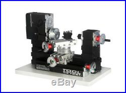 12000r/min 60W Mini Metal Rotating Lathe Motor DIY Tools High Power NEW Sale