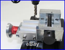 12000rpm 60W High Power Metal Mini Lathe DIY Micro Milling Machine Millier NEWith