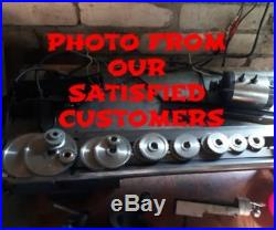 17 PCS Mini Lathe Metal Cutting Machine Tool Set Exchange Gears FREE SHIPPING