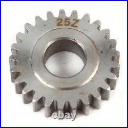 18Pc Mini Lathe Gear Ring Gear Metal Gear Cutting Machine 45# Steel Heavy Duty