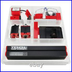 20000RPM Mini Metal Motorized Lathe Milling Drilling Sanding Jigsaw Woodworking