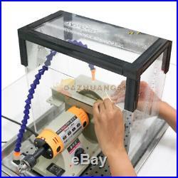 220V Jade Jewelry Bench Lathe Polishing Grinding Cutting Machine Mini Table Saw