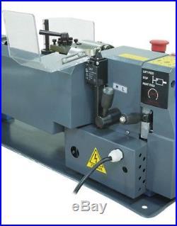230v Metal Mini Lathe Automatic Longitudinal Feeds Variable Speed Fervi 0716s