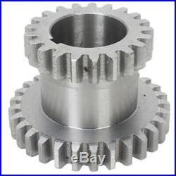 27Pcs Mini Lathe Gears CJ0618 Metal Cutting Machine Gears Metal Gear KitIm M1L7