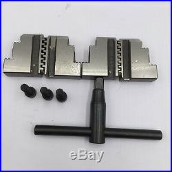 4 Jaw Self Centering 200MM K12 Lathe Chuck 8 CNC Mini Metal Lathe Accessory