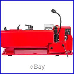 550W 7x12 Metal Mini Lathe Luxury Accessory Package 0-2250RPM Variable Speed