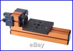 6 In 1 Mini Multipurpose Machine DIY Tool Wood Metal Lathe Milling Drilling Kit