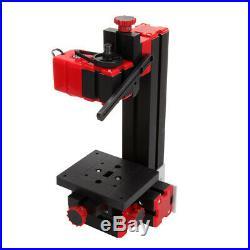 6 in 1 Mini Metal Lathe Wood Tool Jigsaw Milling Lathe Drilling Sanding