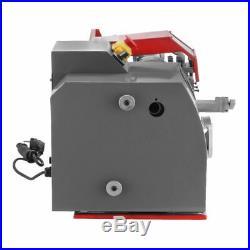 600W Präzisions Metalldrehmaschine Mini-Drehmaschine Drehbank Lathe Metal 7×12