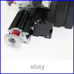 60W 100-240V High Power Mini Metal Lathe DIY Tool Micro Milling Machine Millier