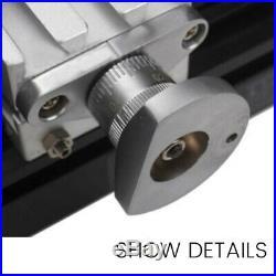 60W 12000 r/min High Quality Motorized Mini Metal Working Lathe Machine DIY Tool