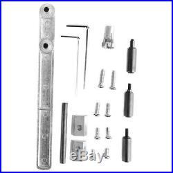 60W 12000RPM Mini Metal Lathe DIY Powerful Milling Machine 100-240V TZ20005M
