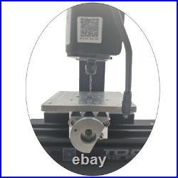 60W 12000rpm High Power Metal Mini Lathe DIY Micro Drilling Machine Wood Driller