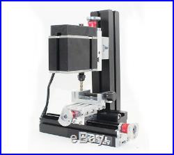 60W 12000rpm High Power Metal Mini Lathe DIY Tool Micro Milling Machine Millier