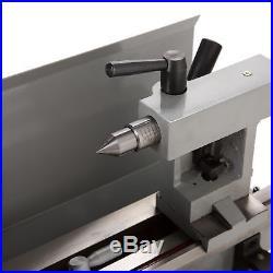 650W 8x 14 Mini Metal Lathe Machine Variable Speed 2500 RPM High Precision