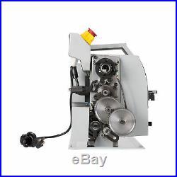 650W 8x14 Mini Metal Lathe Machine Variable Speed 2500 RPM High Precision