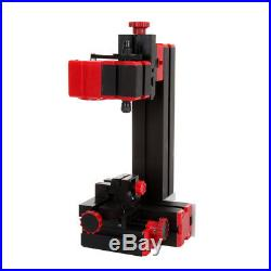 6in1 Mini Metal Lathe Wood Tool Jigsaw Milling Lathe Drilling Sanding Machine