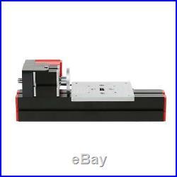 6in1 Mini Wood Metal Motorized Lathe Machine Woodworking DIY Tool 100-240V J8M4