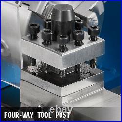 7 x 14 Mini Metal Lathe 550W Precision Variable Speed 2500 RPM 0.75HP