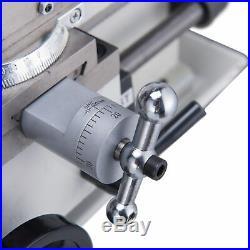 7 x 14Mini Metal Lathe Bed 550W 0-2500 RPM