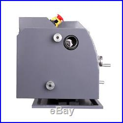 750W 8x16Automatic Mini Metal Lathe Variable-Speed Metalworking Milling Bench