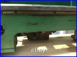 7x Mini Lathe 7x10 Bed & Tailstock