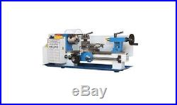 7x12 400W Precision Mini Metal Lathe Variable Speed 2500RPM fast shipping
