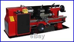 7x12 400W Precision Mini Metal Lathe Variable Speed 2500RPM latest