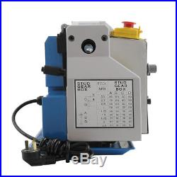7x14 Mini Lathe Blue Accessory Package Metal Turning Milling Digital CJ18A TOP