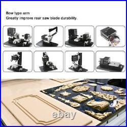 8 in 1 Mini Metal Motorized Lathe Milling Drilling Sanding Machine DIY Wood Tool