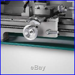 8 x 16 750W Brushless Motor Variable-Speed Mini Metal Lathe Bench Top Digital