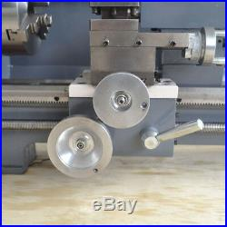 8 x 16 750W Variable-Speed Mini Metal Lathe Bench Top Digital