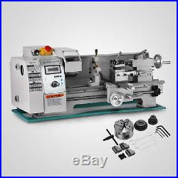 8 x 16Variable-Speed Mini Metal Lathe Processing Accessory Package Processing