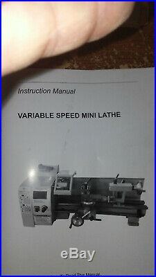 8X14 metal mini lathe withtools