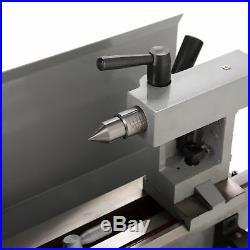 8x 14 Mini Metal Lathe Metalworking Woodworking 650W Bench Top Spindle