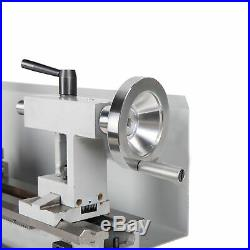 8x 14 Mini Metal Lathe Metalworking Woodworking Metal Gears Bench Top New