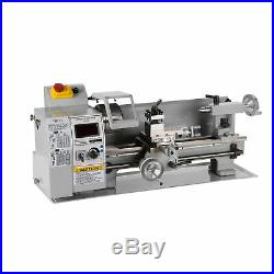 8x 14 Mini Metal Milling Lathe Variable Speed 2500 RPM & Digital Readout