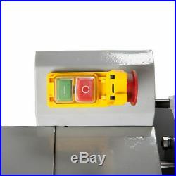 8x14 Digital Metal Turning Mini Lathe Machine Automatic Metal Wood Milling