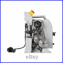 8x14 Mini Metal Lathe Metalworking Woodworking 650W Motor Bench Top Spindle