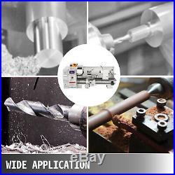 8x16 Mini Metal Lathe Variable Speeds 2250 RPM 1.1kW Metalworking Machine