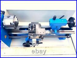 AMA714B Brushless Mini Lathe With Metal gears + 2 axis DRO