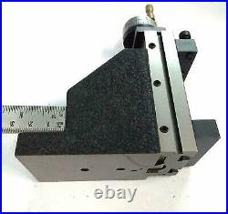 AnNafi Mini Vertical Slide (90 x 50 mm) for instant Milling Operation on Lathe