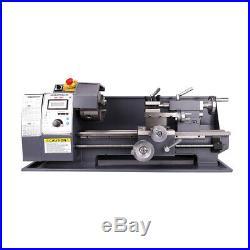 Automatic 750W 8x16 Mini Metal Lathe DC Motor Metalworking Milling DC Motor