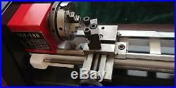 Bench top Mini Precision Metal Lathe