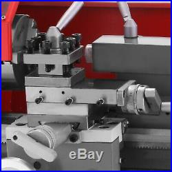 Brushless Motor Mini Metal Lathe Woodworking Tool Drilling Motorized Automatic