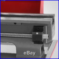 Brushless motor Mini Metal Lathe Woodworking Tool Drilling Motorized Automatic
